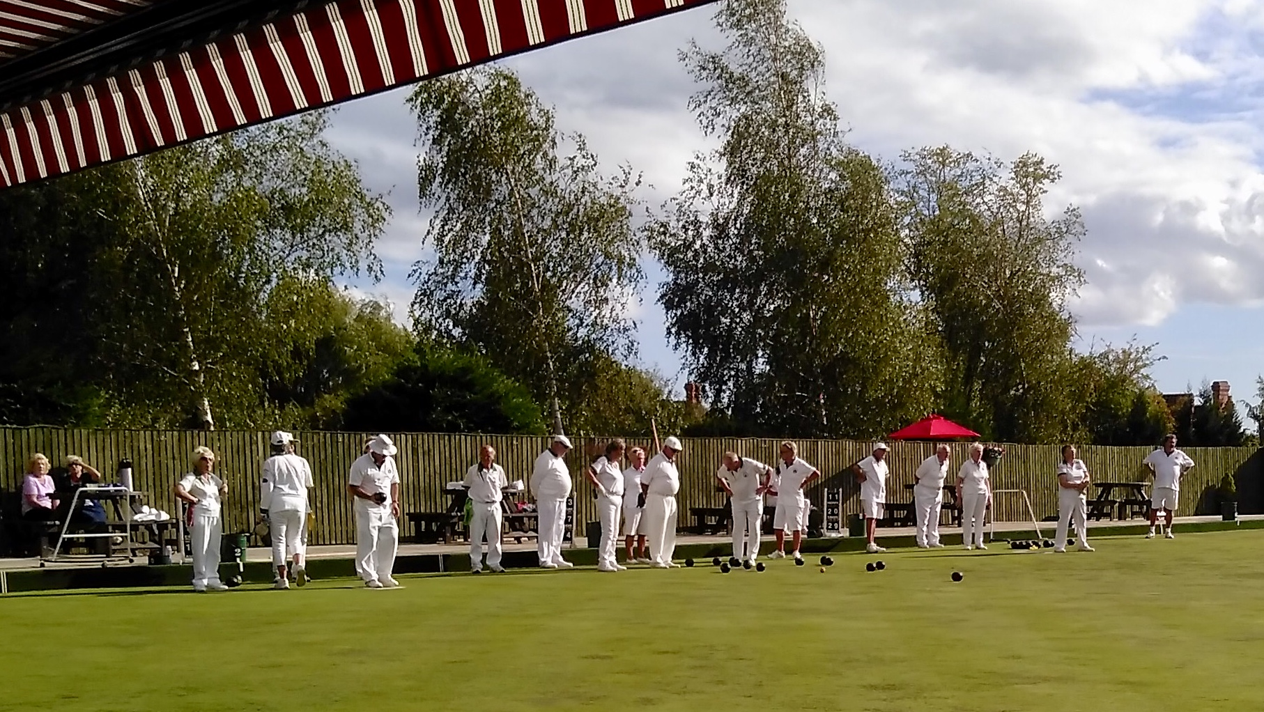 SOMERTON & DISTRICT BOWLS CLUB WFML Knockout Cup 2018