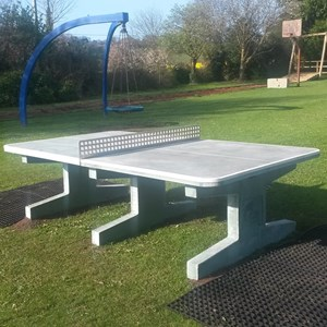 Table table tennis April 2017