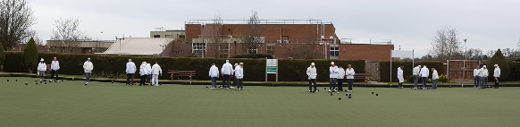 Parkside Bowls Club Eastleigh
