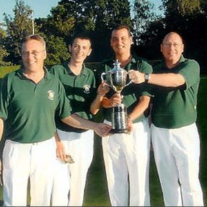 COUNTY FOURS CHAMPIONS 2007  Clive Graves, Sam Wright, John McAndrew, Paul Seymour