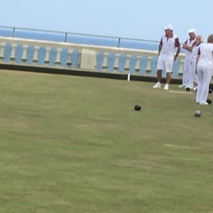 Swindon West End Bowls Club 2018 - Weymouth
