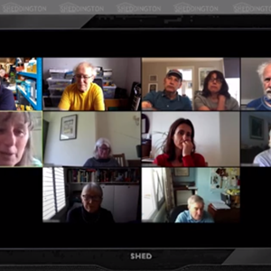 Sheddington Virtual Meeting