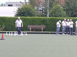 Parkside Bowling Club Presidents Day 2017