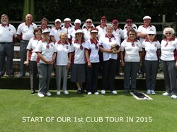 West Mersea Bowls Club Photographs