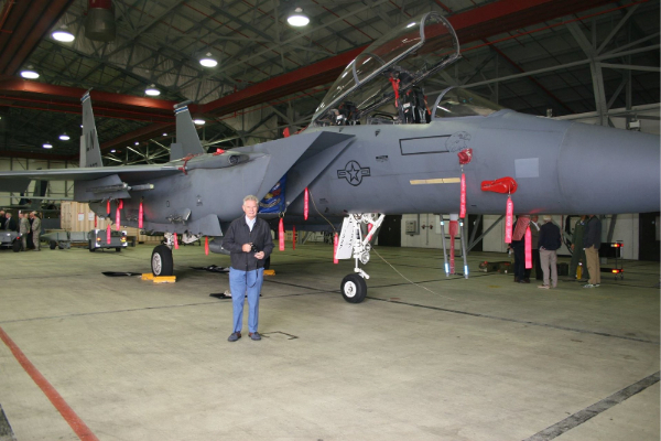 Lakenheath visit
