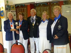 Whitstable Bowls Club Gallery