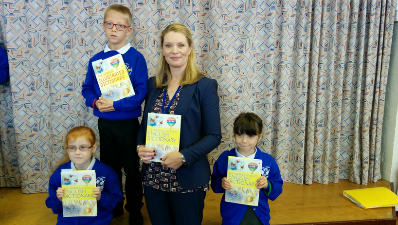 Hertford Shires Rotary Club actively supports education
