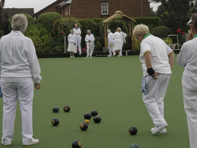 Lockswood Bowling Club S&D A Ladies League
