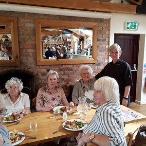 Bleasby Community Website Lunch Club
