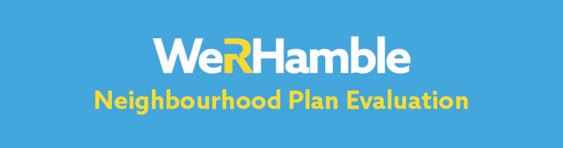 Hamble Parish Council Neighbourhood Plan