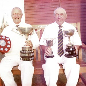 2009 Club Champion - Dave Christmas / Barbara Line & 100 UP - Don Jordan