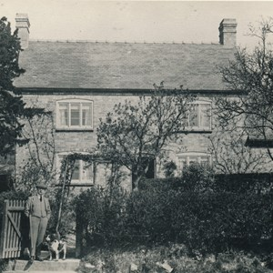 Vickers family home in Spout Lane