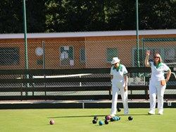 Bovey Tracey Bowling Club Club Finals's Week-End Part One
