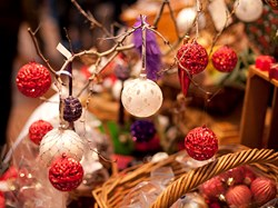 Mentmore Parish Council Christmas Fayre 2013