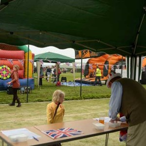 Queen's Jubilee - 2012, Little Wenlock Parish Council