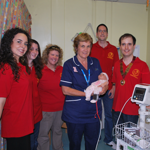Supporters, Epsom Medical Equipment Fund