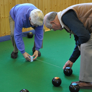 Roll Ups, Rushmoor Indoor Bowling Club
