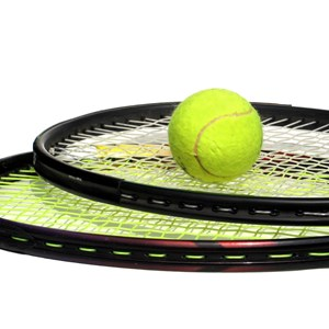 Tennis Racket - Romsey and Abbey Tennis Club