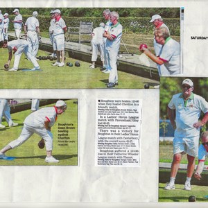 Boughton-Under-Blean Bowls Club Gallery