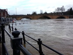 Bewdley Town Council Flooding