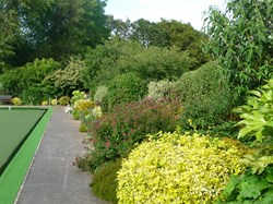 Lockswood Bowling Club Gardens