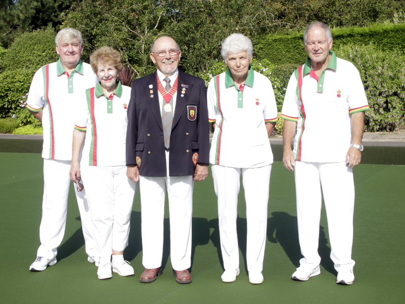 Lockswood Bowling Club Myhill Cup