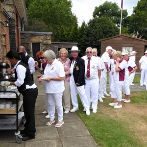 West Mersea Bowls Club 2019 Chelsea Pensioners