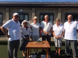 Parkside Bowling Club The Marlin Trophy 2017