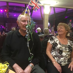 Swindon West End Bowls Club 2018 Tinsel & Turkey