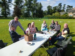 Mentmore Parish Council 2017 BBQ