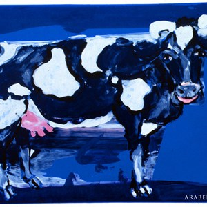 Cow No: 1  Sold £140.00