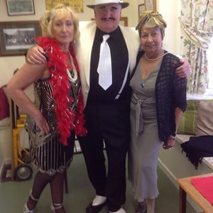 "Bournemouth Bowling Club ""Great Gatsby"" Evening Saturday 7th May"
