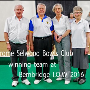 Frome Selwood Bowling Club Gallery 1