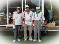Lockswood Bowling Club 2017 Two Woods Eleven Ends
