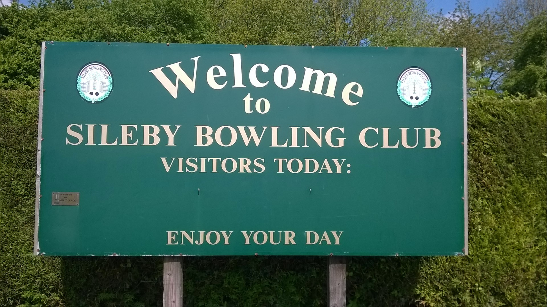 Sileby Bowls Club About Us