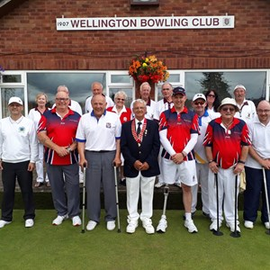 BE Disability Bowls Regional Finals.