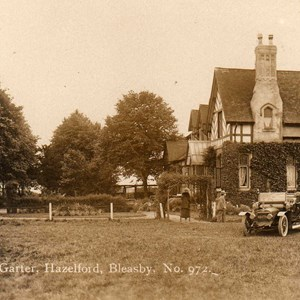 Star and Garter Hotel Hazelford c 1920s