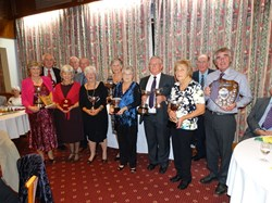 Bovey Tracey Bowling Club Presentation Dinner