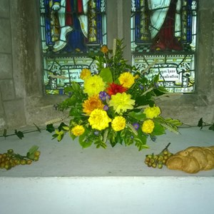 Droxford Village Community Harvest Festival 2016