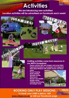 Book Your Play Session with MKPA