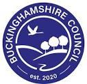 Buckinghamshire Council logo, click on image for external link