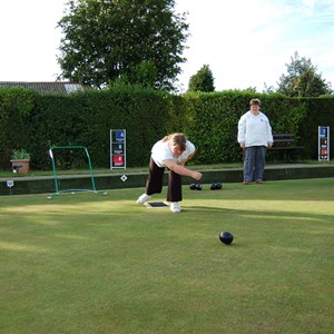 Sawtry And District Bowling Club Junior Section