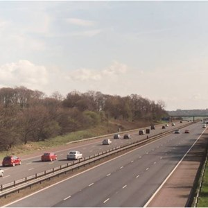 M61 Southbound