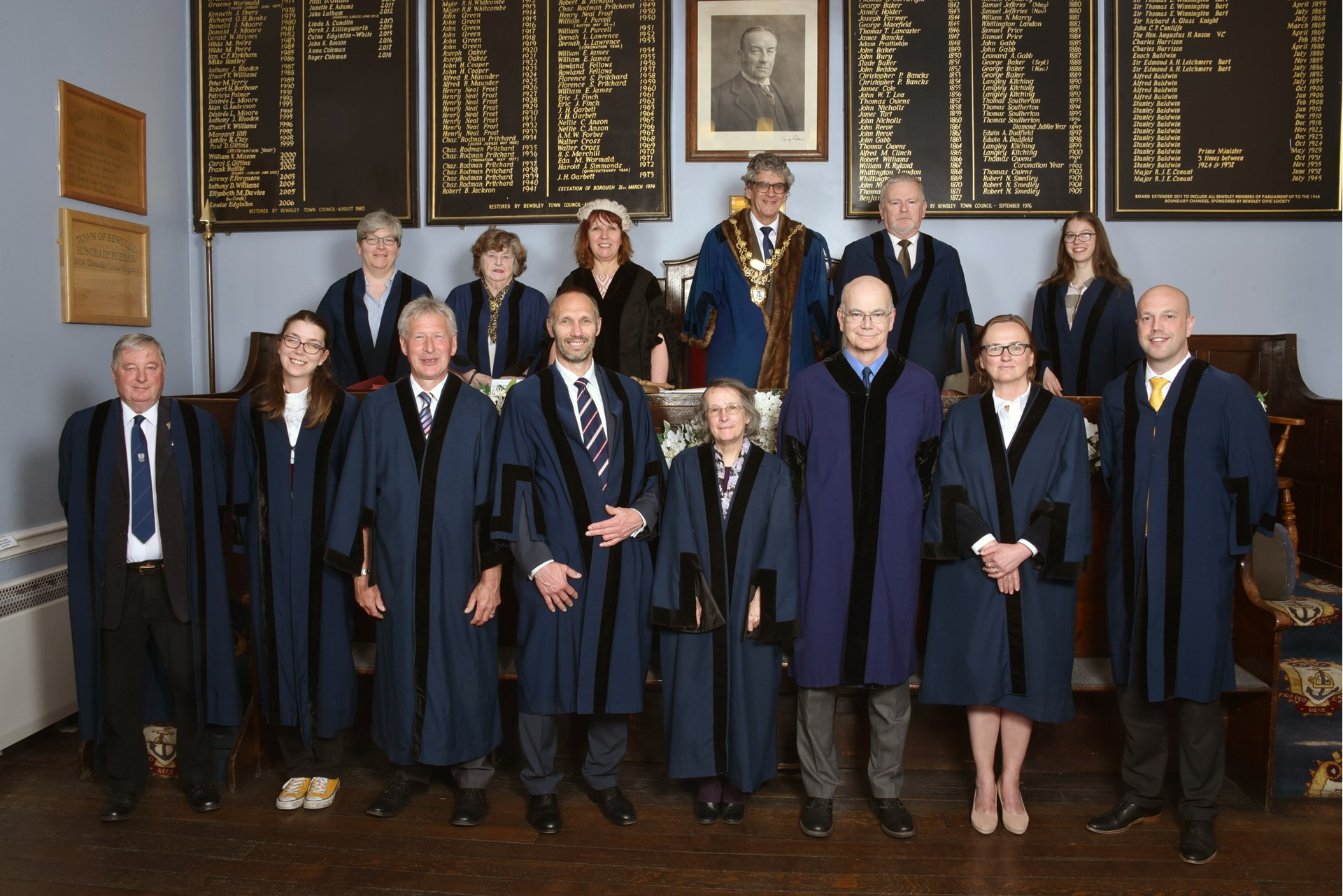 Bewdley Town Council Councillors