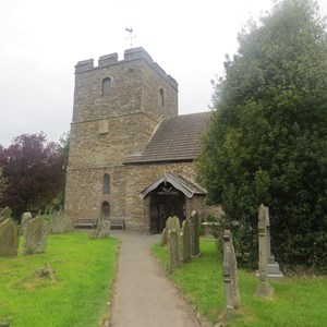 Stokesey Church