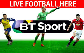Live Football and Rugby on BT Sport.