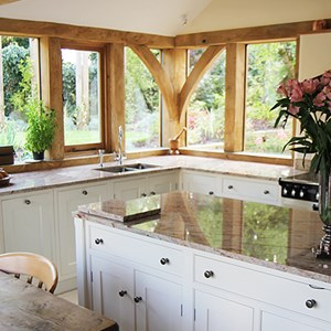 Oak Window Frames