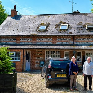 Paul & Sally Barnard - No 2 Asserton Cottages