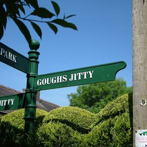 Broseley Town Council The Jitties Trail
