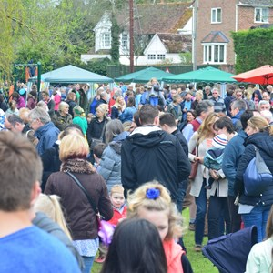 Upper Clatford May Fayre - Can you help?
